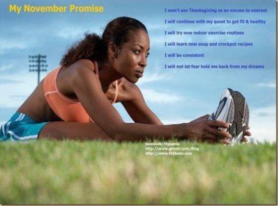 november promise