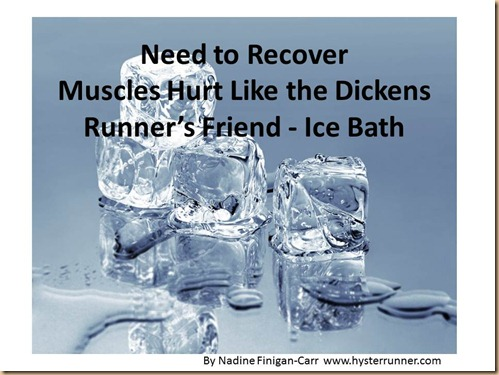 ice bath haiku