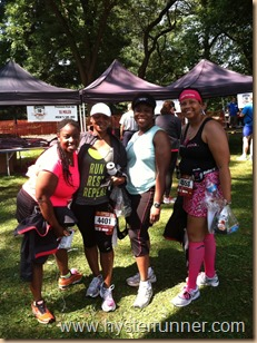 Baltimore 10 Miler group June152013