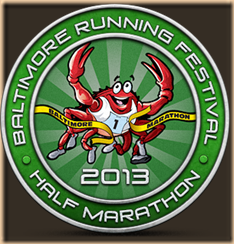 BRF2013 finisher medal